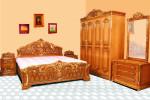 Bed Room Set Jati