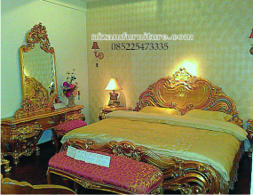 Kamar set Jati Gold