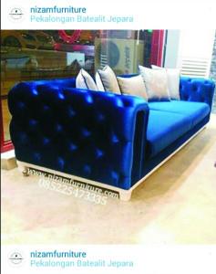 Sofa Minimalis Mahogani