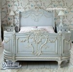Bed Nizam Antique